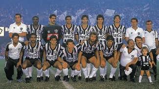 No Carioca de 1989, Botafogo quebrou jejum de 21 anos sem taça
