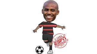 Elias mal chegou e já carrega o status de grande nome do Flamengo em 2013