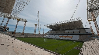 Itaquerão Arena Corinthians