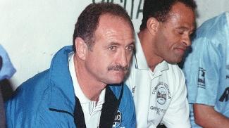 Luiz Felipe Scolari Felipão Grêmio Palmeiras Campeonato Brasileiro 1995 01/10/1995