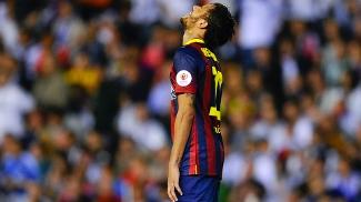 Neymar ficará um mês sem jogar por conta de lesão