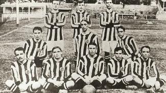 Primeiro título comemorado pelo Botafogo foi em 1910
