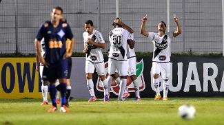 060d4f2bce46b Ponte venceu o Cruzeiro no final de semana e ficou próxima da vaga na Sul-