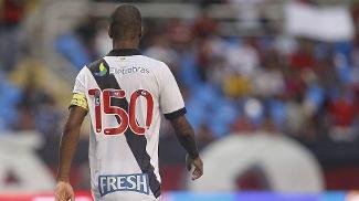 Dedé foi derrotado no dia em que completou 150 jogos pelo Vasco