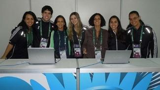 Voluntários para a Copa do Mundo de 2014
