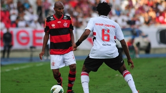 Flamengo faz proposta para ficar com Wellington Silva por mais três anos