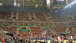 Bulls e Wizards duelaram neste sábado no Rio
