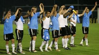 Entre as 53 derrotas seguidas, a pior veio diante da Alemanha: 13 a 0
