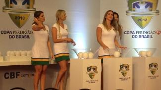 Sorteio da Copa do Brasil