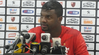 Goleiro da melhor defesa do Carioca, Felipe elogia postura do Flamengo