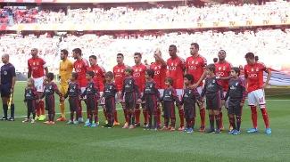 Benfica Posado Moreirense Campeonato Português 21/09/2014