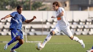 Geovane Santos Santo André Sub-20 16/06/2012