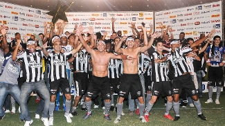 Botafogo também levou Taça Guanbara e Taça Rio em 2010