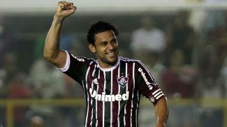 O atacante Fred é o principal nome do Fluminense