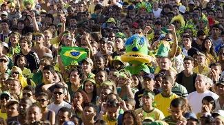 Fan Fest Rio de Janeiro Copacabana 2010
