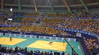 Antidoping do Mundial de judô é realizado no Canadá