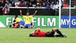 Brasil Comemora Título Mundial Sub-17 Espanha 30/08/2003