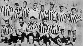 Botafogo conquistou o tetracampeonato em 1935