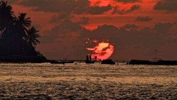 Maldivas, um verdadeiro paraíso do surf