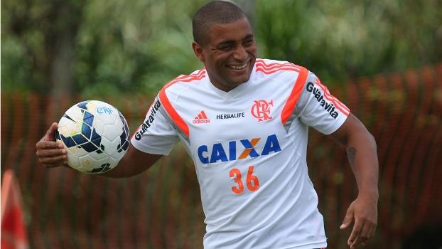 Anderson Pico mira recomeço no Flamengo