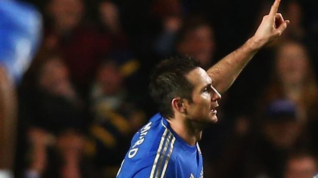 Lampard é o maior artilheiro do Chelsea na primeira divisão inglesa