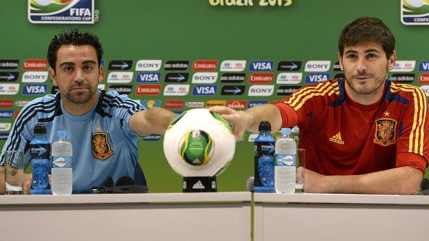 Xavi revela apoio a Casillas durante período em que o goleiro foi reserva no Real Madrid