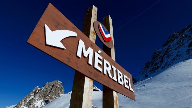 Estação de esqui de Méribel, onde Michael Schumacher sofreu acidente