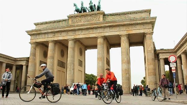 Alemanha tem 70 mil km de vias cicláveis