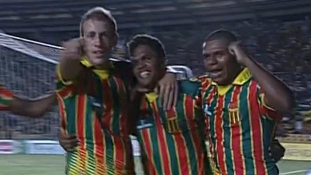 Sampaio Corrêa venceu o Vila Nova neste sábado, em confronto válido pela Série B