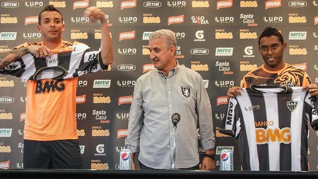 Pedro Botelho é baixa no Atlético na estreia do Mineiro