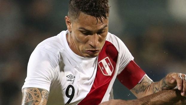 Guerrero foi novamente convocado para a seleção do Peru