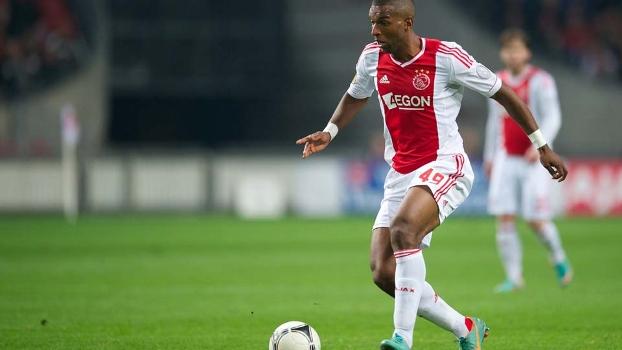 Ryan Babel, durante o jogo contra o Vitesse