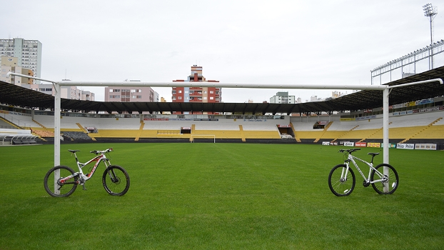 Ação é uma forma de promover a integração entre ciclismo e futebol
