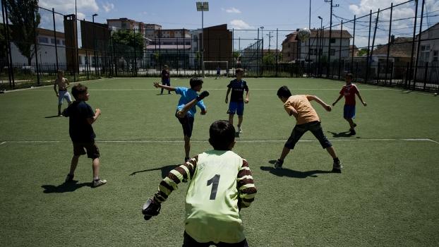 Escolinha Futebol Kosovo 29/06/2014