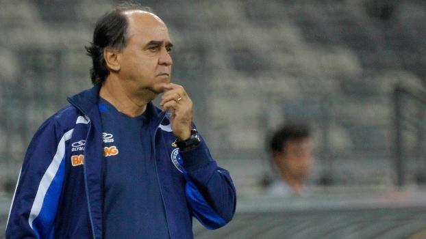 Marcelo Oliveira lamentou as oportunidades desperdiçadas por sua equipe na derrota para o São Paulo