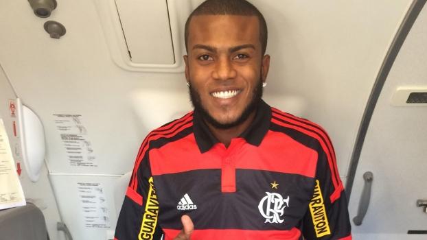 Marcelo Cirino Flamengo 02/01/2014