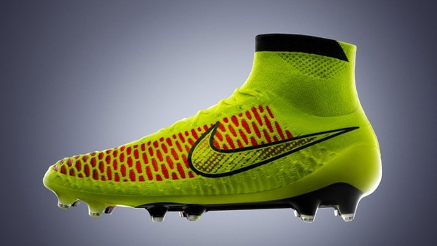 Nike lançou nova chuteira nesta quinta-feira 9b2dea90cf4bc