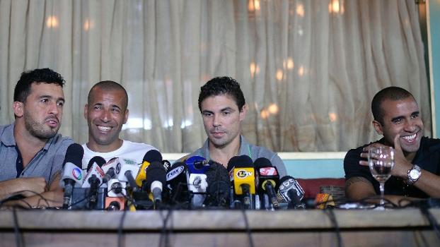 Carlos Eduardo Pereira citou enfraquecimento do time após dispensas de quatro atletas