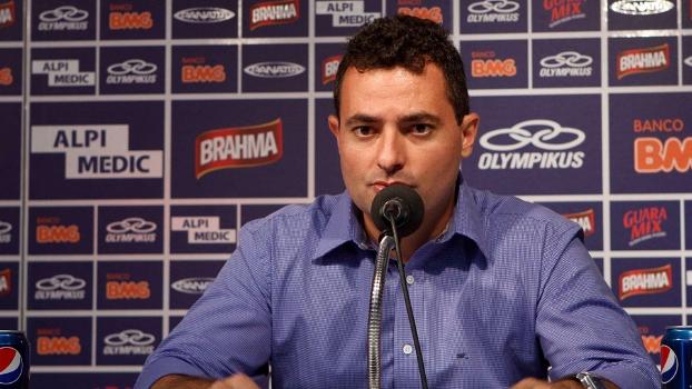 Alexandre Mattos detonou gramado do estádio do Boqueirão: 'Palhaçada'