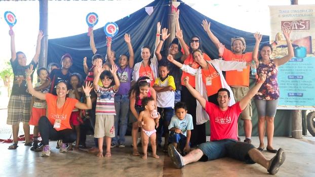 S.A.S. Brasil leva saúde e entretenimento para cidades que recebem o rali
