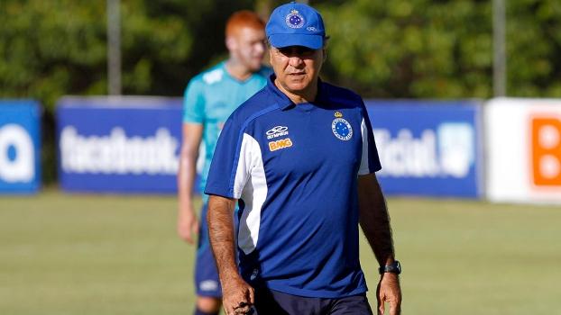 Marcelo Oliveira mandará uma equipe reserva diante do Tombense