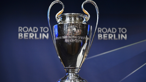 Taça Uefa Champions League Sorteio Oitavas 15/12/2014