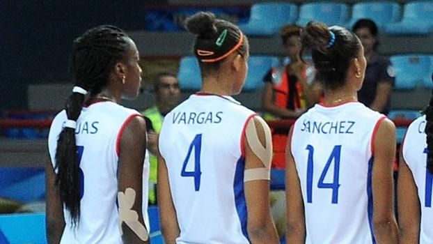 Vôlei Mundial Cuba Melissa Vargas