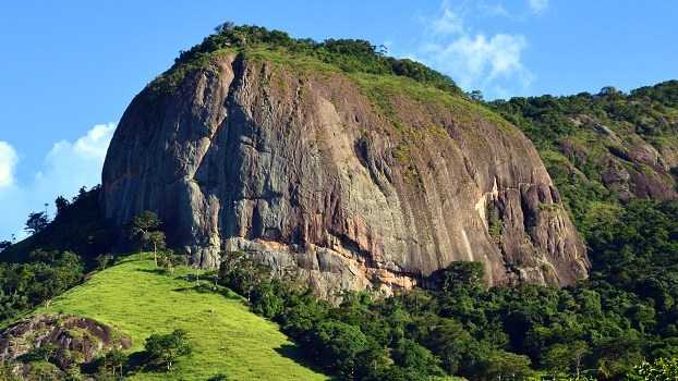 Pedra do Pântano em Andradas