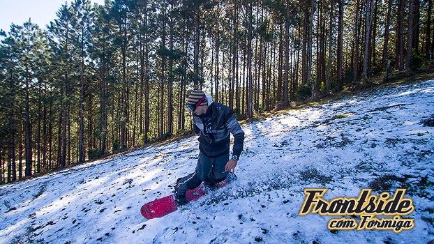 Acredite: Snowboard em terras brazucas