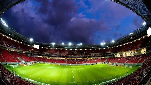Arena Pernambuco será palco de final do futebol americano