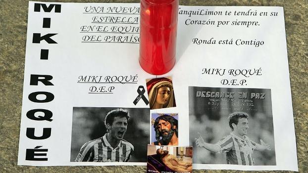 Miki Roqué atuava pelo Real Betis
