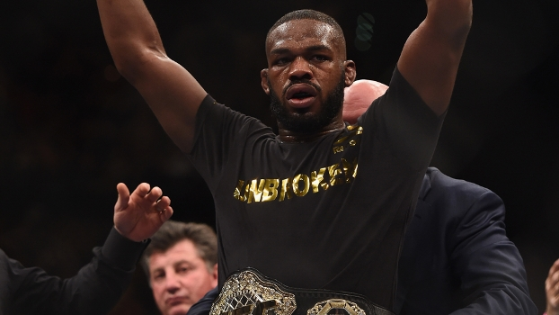 Jones diz que quer encarar Anthony 'Rumble' Johnson