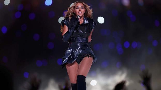 Beyoncé agitou o show do intervalo no Super Bowl XLVII