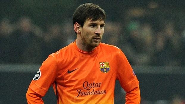 Messi não foi bem na Itália, mas garantiu que o Barcelona vai conseguir a virada sobre o Milan em casa